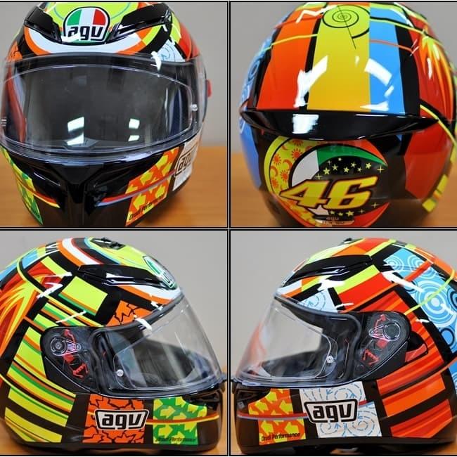 Jual Agv K3sv Elements Jakarta Utara Denr Helmet Tokopedia