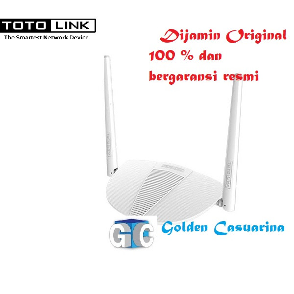 Foto Produk Router wifi extender Totolink N210RE Router Wireless 300Mbps 2 Antena - FREE PULPEN dari Golden Casuarina