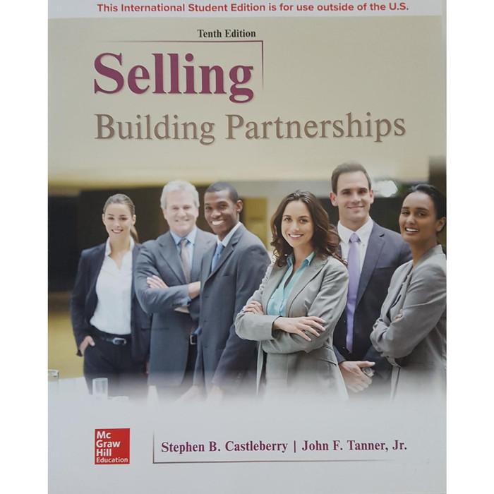 harga [ original ] selling : building partnerships 10e - castleberry Tokopedia.com