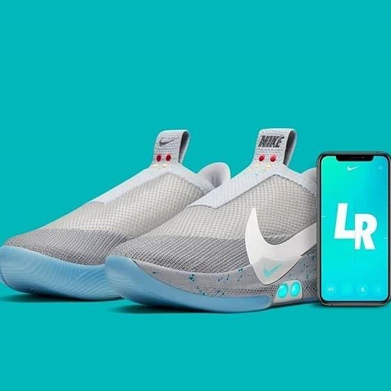 Jual Nike Adapt Bb Mag Kota Kediri Vaksow Original Tokopedia