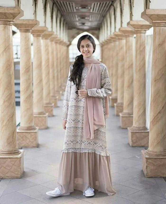 Foto Produk Dress mix printed flower mandjha ivan gunawan dari Oq_indoStore