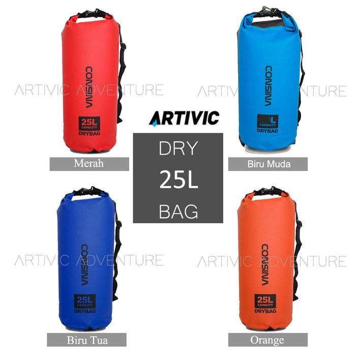 harga Tas dry bag anti air consina 25l Tokopedia.com