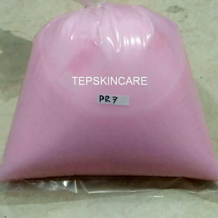 Foto Produk lotion PR7 HBL racik whitening murah kiloan warna pink rose dari TEPSKINCARE TANGERANG