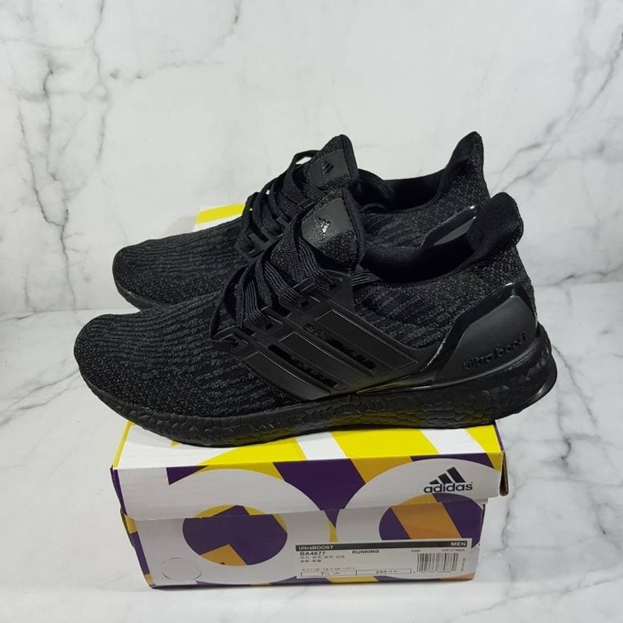adidas ultra boost 4.0 full black