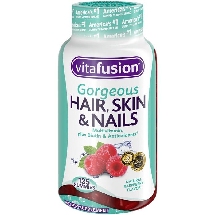 Vitafusion Gorgeous Hair Skin And Nails 3