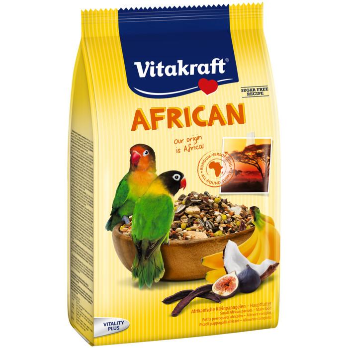 harga African for agapornids 750 g. makanan burung love bird Tokopedia.com