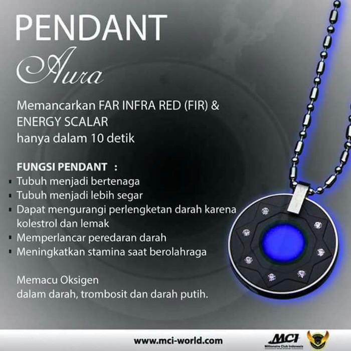 Aura Wooden Dark Cream Necklace