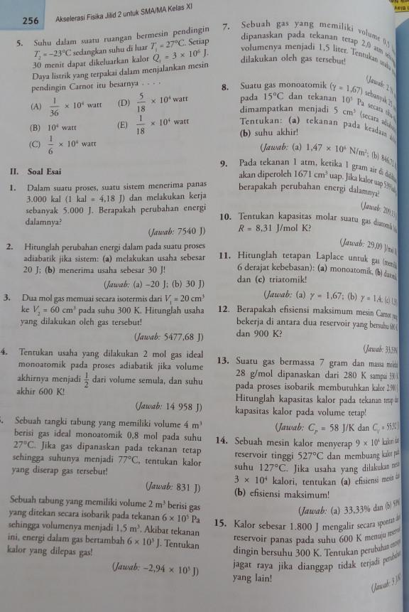 Kunci Jawaban Kirtya Basa Kelas 8 Uji Kompetensi Wulangan 1