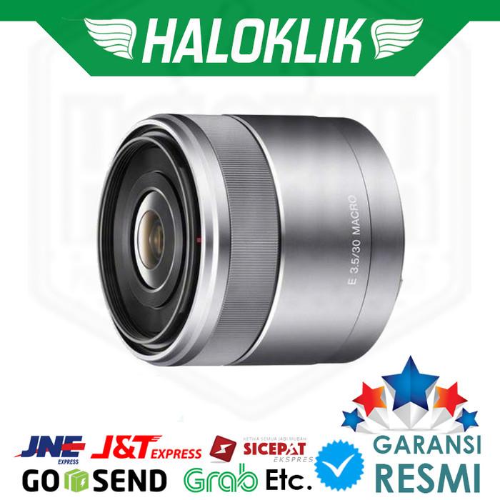 harga Sony lens e 30mm f/3.5 macro Tokopedia.com