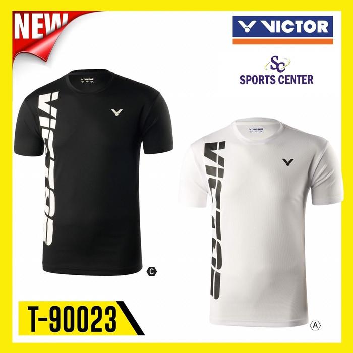 harga Kaos victor / jersey t90023 / t 90023 / t-90023 Tokopedia.com