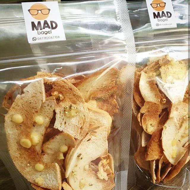 Foto Produk Bagel Chips dari Mad Bagel