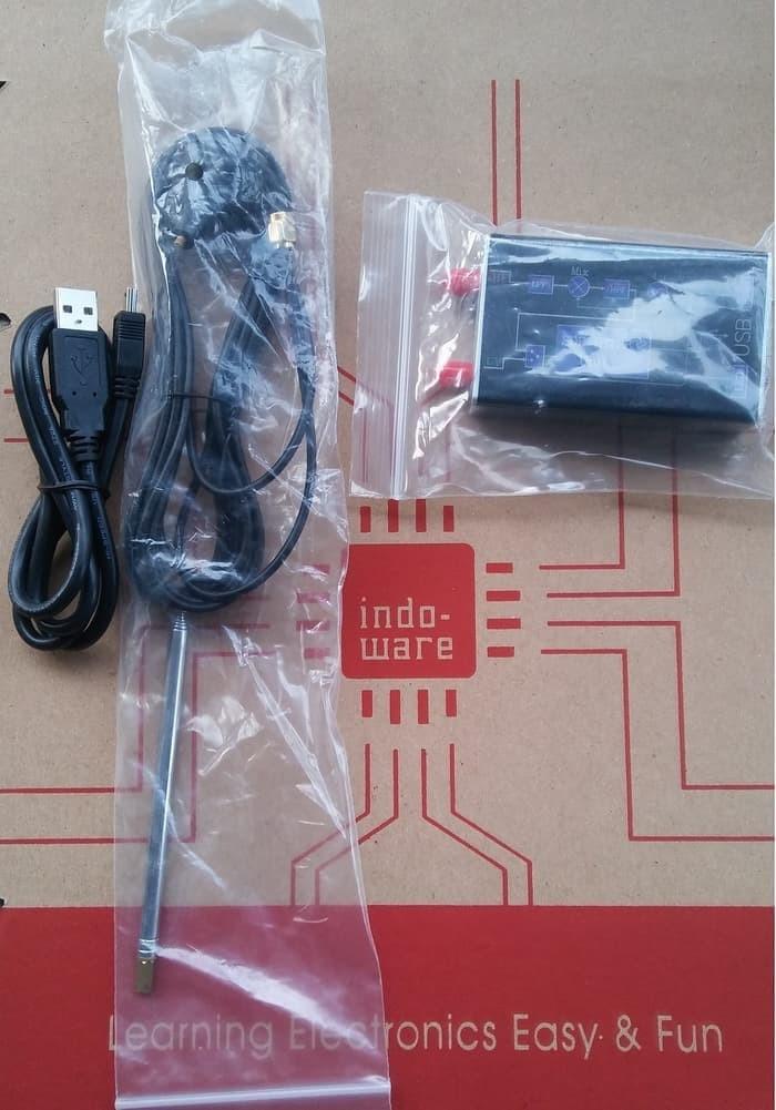 Jual 100KHz-1 7GHz VHF UHF band RTL SDR + UpConverter SDR receiver AM NFM -  Kota Semarang - inverter power | Tokopedia