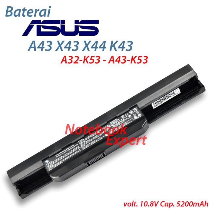 harga Baterai asus a43 (a32-k53) Tokopedia.com