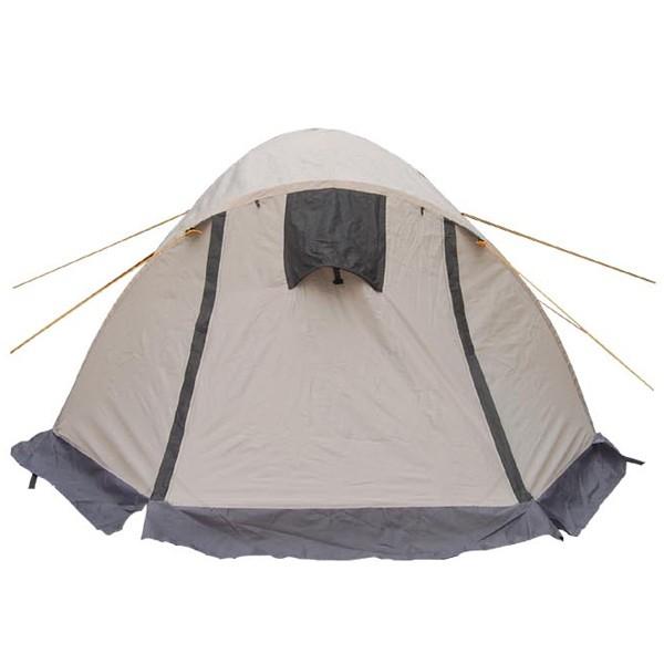 Foto Produk Terlaris Double-layer Triple Outdoor Camping Tent Untuk 3 dari Publix Supermarket