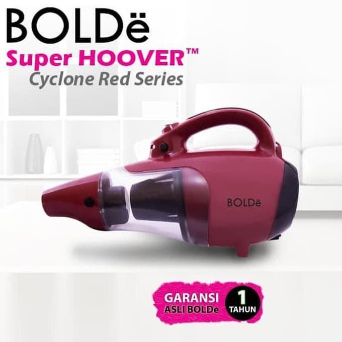 Jual Promo Diskon Bolde Super Hoover Cyclone Red Series Vacuum Cleaner Kab Bekasi Azizah Dept Store Tokopedia