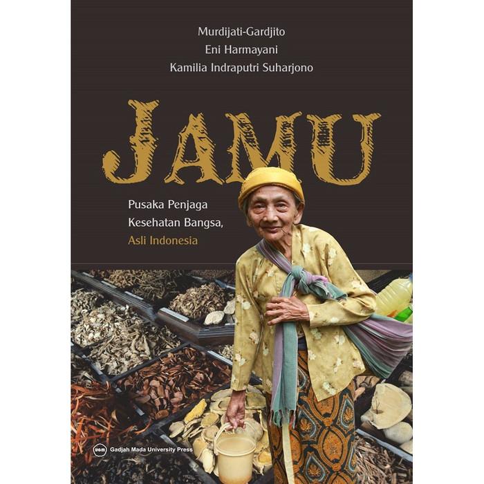 Foto Produk Jamu Pusaka Penjaga Kesehatan Bangsa Asli Indonesia dari UGM Press Online