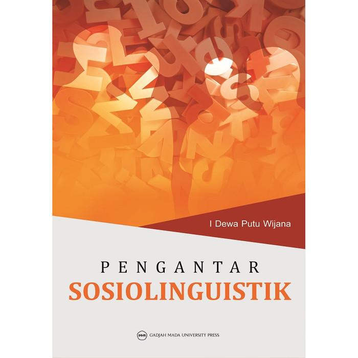 harga Pengantar sosiolinguistik Tokopedia.com