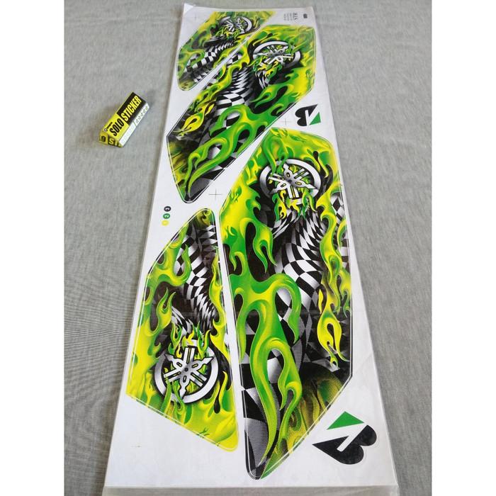 harga Striping sticker lis variasi motor yamaha rx king fire -5 Tokopedia.com