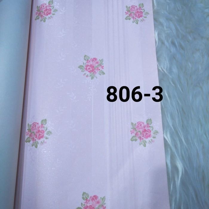 Jual Wallpaper Dinding Motif Bunga Kecil Minimalis Kota Bekasi Indah Wallpaper Tokopedia