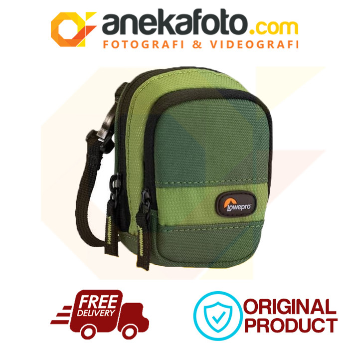 harga Lowepro spectrum 10 camera pouch - espresso Tokopedia.com