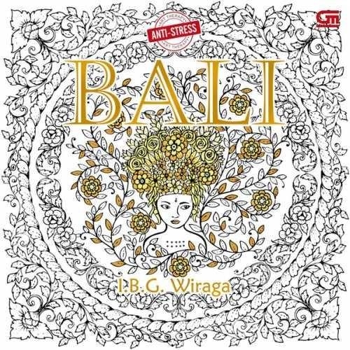Jual Art Therapy Bali Buku Mewarnai Berkualitas Gramedia Pustaka Jakarta Barat Bees Knees Indonesia Tokopedia