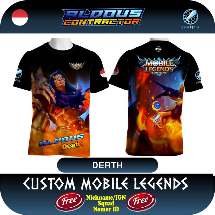 Jual Kaos Aldous Death Kota Cimahi Online Distro Grosir - golden crown fan club shirt roblox download free admin for roblox