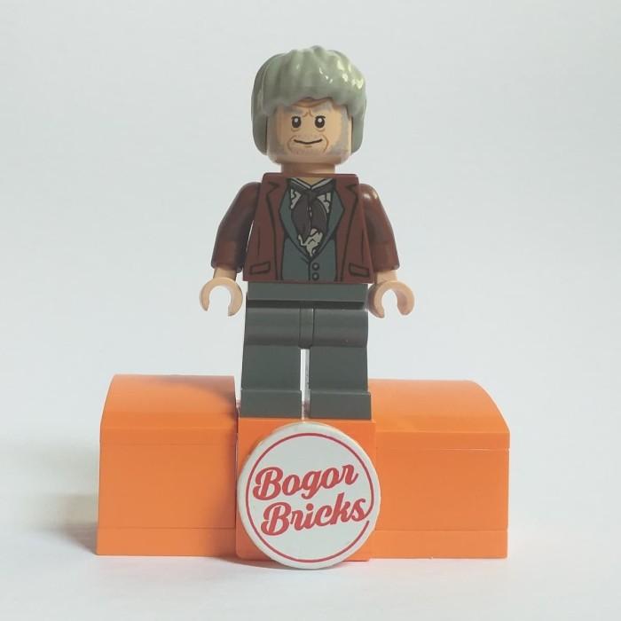 1 x Lego System Kran Arm rot Feuerwehr Ausleger 16L Set 7945 7747 4496440 57779