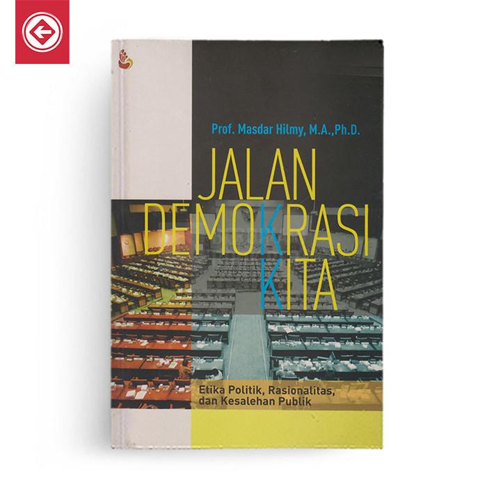 Foto Produk Jalan Demokrasi Kita dari Berdikari Book
