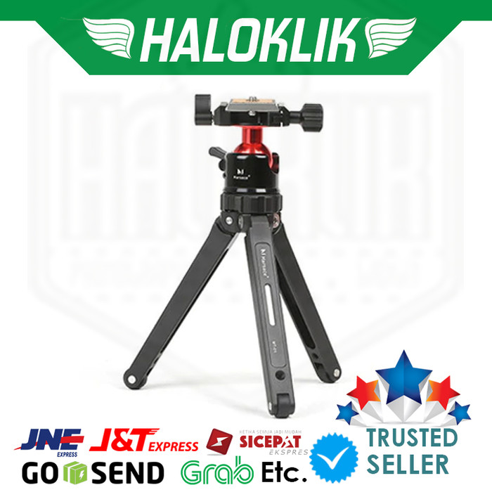 harga Marsace mt-01 portable aluminum alloy tripod with ball head Tokopedia.com
