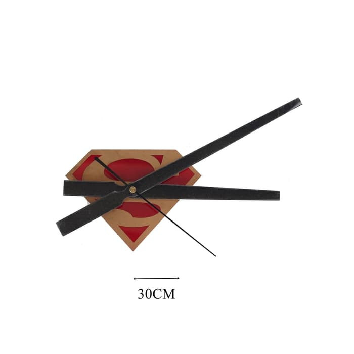 Jual Jam Dinding Superman Dc Super Hero Dekorasi Kamar Anak Unik Lucu I 411 Jakarta Barat Indie Art Room Tokopedia