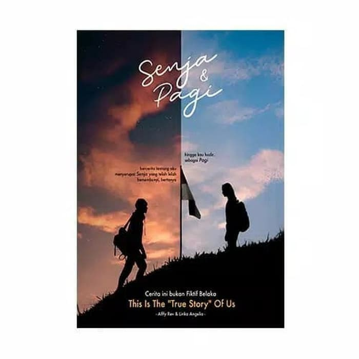 Foto Produk NOVEL SENJA DAN PAGI Alffy Rev & Linka Angelia dari Revanda Book Collection