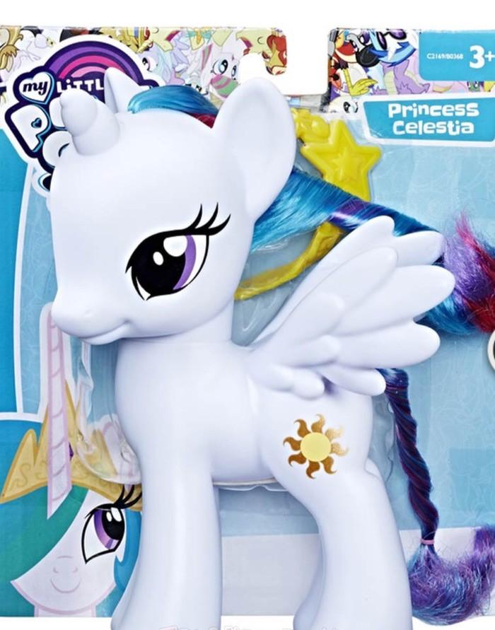 Jual My Little Pony Princess Celestia Tinggi 22cm Original Hasbro New Jakarta Barat Hitztoria Tokopedia
