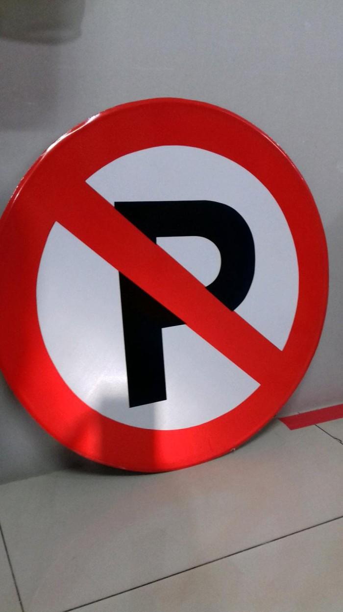 Jual Rambu Dilarang Parkir Rambu Lalu Lintas Jual Rambu Murah Jual Rambu Jakarta Pusat Dimas Boy