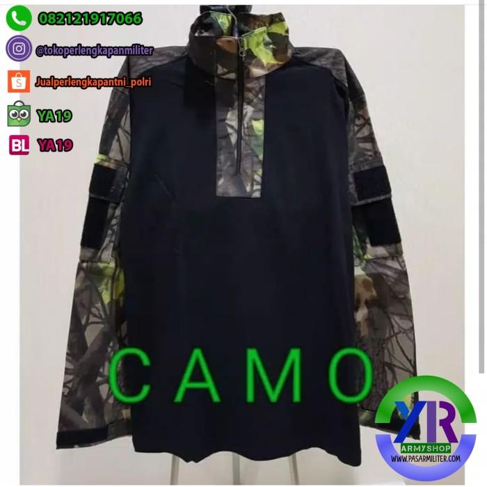 harga Kaos bdu / combat shirt loreng camo perbakin Tokopedia.com