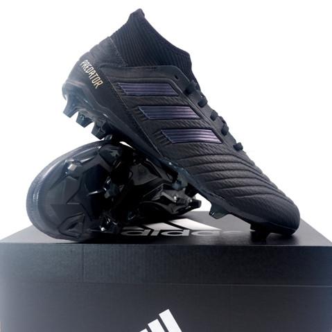 Foto Produk Sepatu Bola Adidas Predator 19.3 FG F35594 Original BNIB dari KING OF DRIBBLE