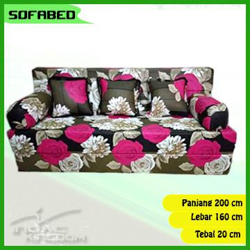 Jual Sofa Bed Kasur Busa Inoac Sofabed Ukuran 200 X 160 X 20 Cm Kota Tangerang Selatan Inoac Kingdom Tokopedia