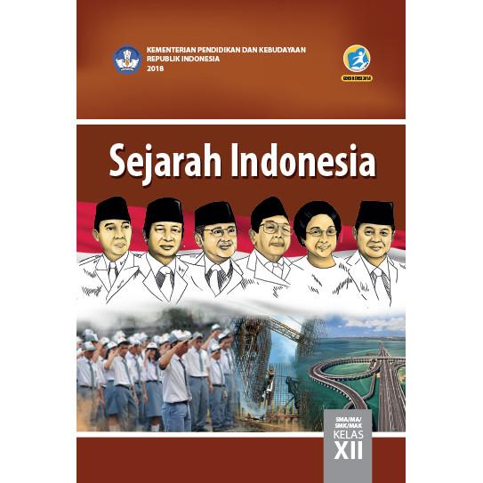Foto Produk Buku Sejarah Indonesia SMA Kelas 12 Kurikulum 2013 Rev 2017 dari Balai Pustaka