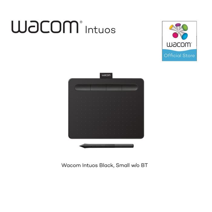Jual Wacom Intuos Pen & Bluetooth Small, Black CTL-4100WL/K0-CX - Jakarta  Timur - Wacom Official Store - OS | Tokopedia