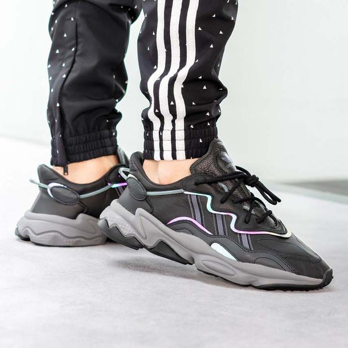 dispersión Fusión Mentalidad  Jual Sepatu Adidas OZ Adiprene Black Xeno Premium Original / Sneakers -  Jakarta Selatan - AFS.Store | Tokopedia