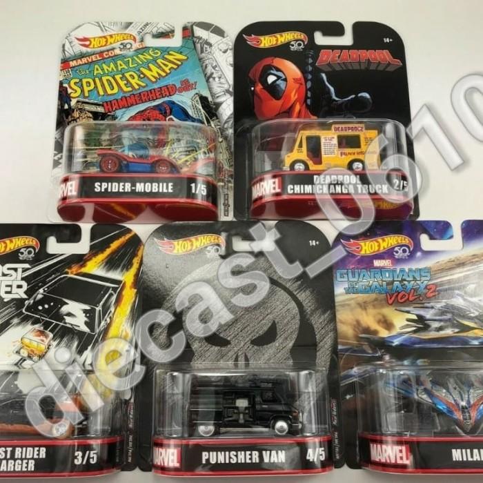 Jual Paket Hot Wheels Entertainment Retro - Kab  Tangerang - Diecast0610 |  Tokopedia