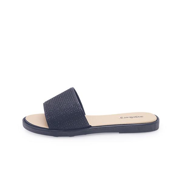 harga Angelberg ladies sandal wanita devina black - jq1017-572 - 39 Tokopedia.com