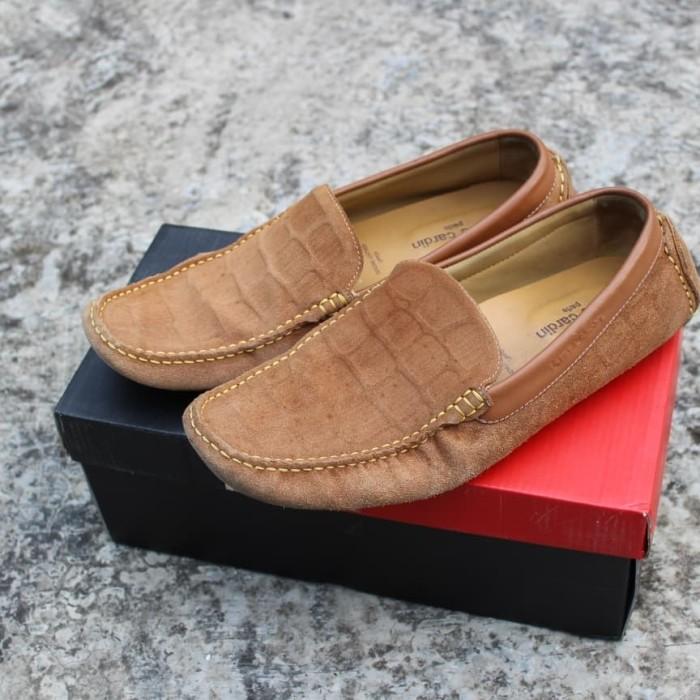 Jual Sepatu Pierre Cardin Jakarta Timur Zeroninedenim Tokopedia