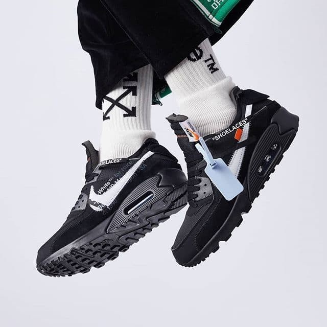 Jual Off White x Nike Air Max 90