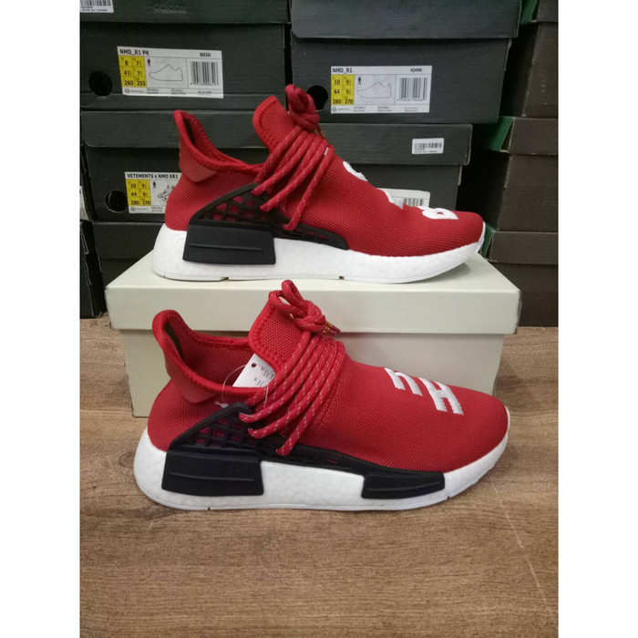 official photos 203ff b9620 Jual SEPATU ADIDAS PHARRELL WILLIAMS NMD HUMAN RACE