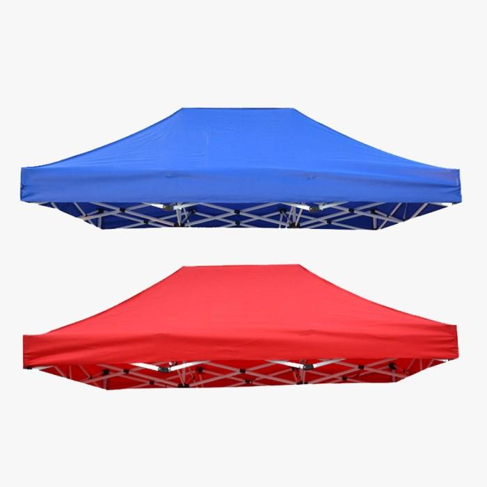 Gambar Kanopi Rumah Kayu jual tenda kanopi pop up lipat praktis bahan oxford anti air untuk outdoor jakarta barat ervi store tokopedia