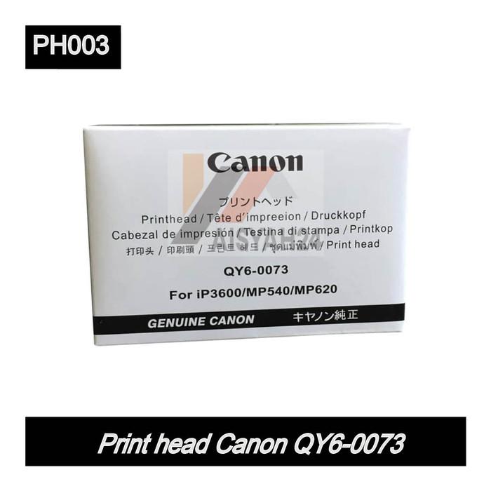 Foto Produk Print Head I Printhead Canon QY6-0073, IP3680 I MP545 I MP628 I MP568 dari Toko Aisyah24