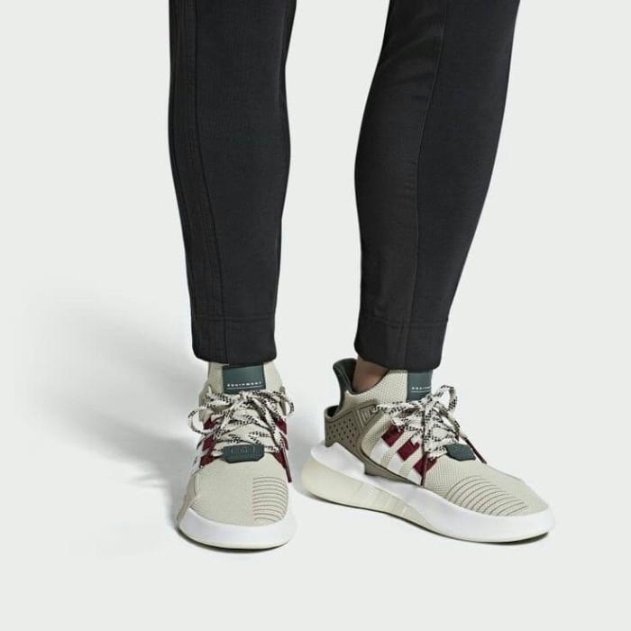 finest selection 6f2d3 7b01c Jual Sepatu adidas EQT bask adv clear brown / Sneakers pria adidas premium  - , - Kota Bandung - sagayastore official   Tokopedia