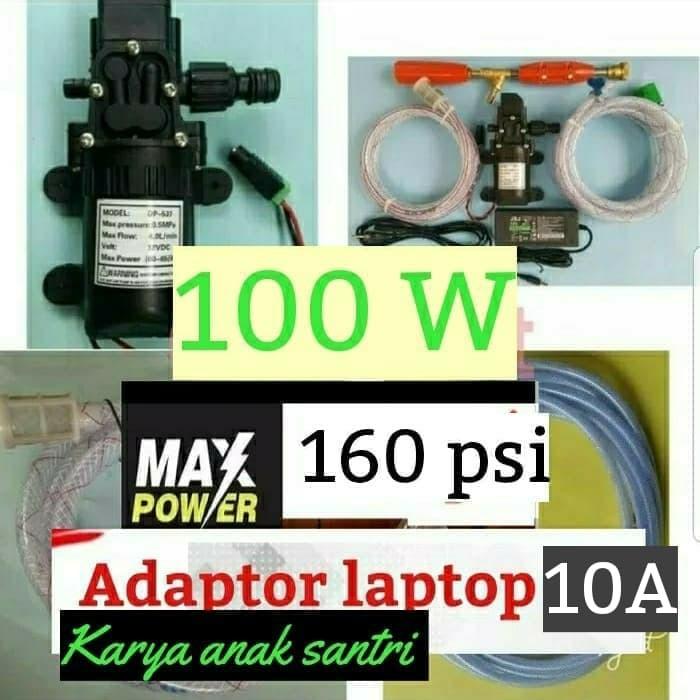 harga Alat cuci motor kualitas terbaik steam pump jet cleaner 160psi kencang Tokopedia.com