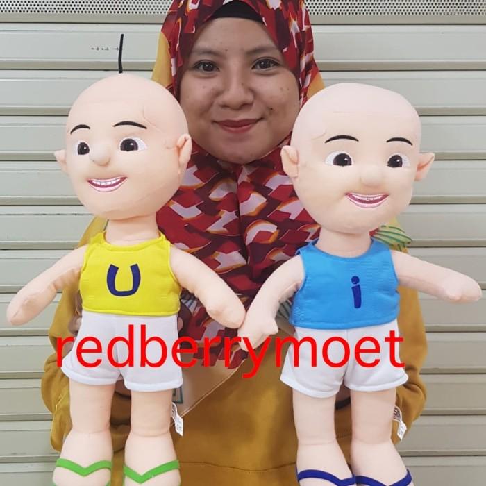 Foto Produk boneka upin ipin - Biru dari redberrymoet