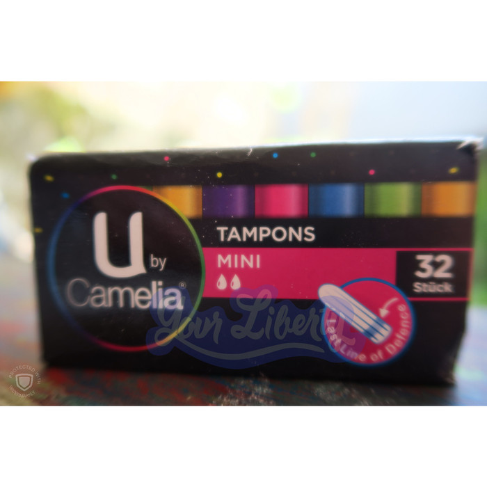 Foto Produk Tampon U by Kotex Mini (Isi 32 pcs) dari Your Liberty Shop